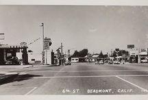 Beaumont, CA 1960-62