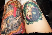 Tattoos / by Anny Malla