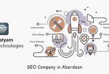 SEO Company in Aberdeen-