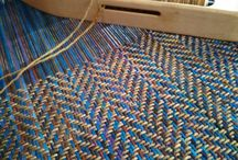 Woolgathering: Weaving