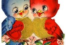 Very Valentine Vintage / Valentines - vintage, retro and kitsch #vintagevalentine #valentine #retrovalentine
