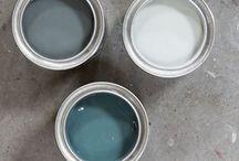 New Home - Colour Palettes
