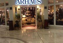 Arhaus Atlanta GA / Located at Phipps Plaza / by Arhaus