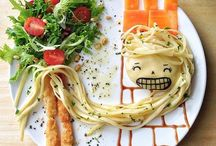 Awesome food art!