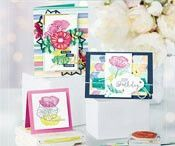 Stampin' Up! Latest Offers / Here you can see details and inspiration for the latest promotions from Stampin' Up! #issyscraftybees #saleabration #stampinup
