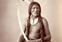 Native Americans born prior to 1900 / A collection of photos from the Internet, some needing a better description. Most lead to other collections.