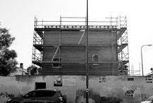 WORK IN PROGRESS... / ABATON Architects' architecture in progress....unfinished. / by ABATON Architects