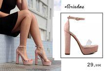 Ariadne 29,99€ || Γυναικεία Πέδιλα με Μπαρέτα και Διαφάνεια Ροζ