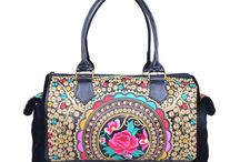alifashion777 wholesale Yunnan Ethnic Embroidery Handbags with top quality,
