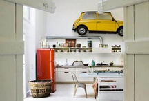 kitchen / inspiration for my new kitchen / by sillywood / sylvia staphorst