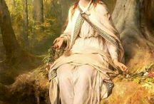 Pre -Raphaelite