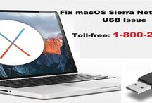How to Solve macOS Sierra Not Recognizing USB Issue?