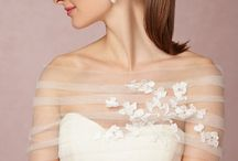 Sleeves / Tulle Covering