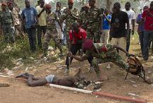 African war / African war