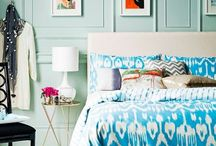 lovely bedrooms / by Christine Forbes-Spencer