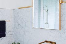 Salle de bain / Inspirations deco de salle de bain