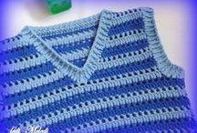 crochet Varon