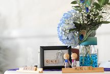 Head Tables / Sweetheart and bridal party table ideas and decor inspiration.