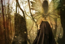 Faerie inspiration / inspiration for a photo shoot!