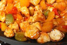 Chicken breast meals