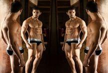 Joe Snyder US / by MaleBasics Mens Underwear
