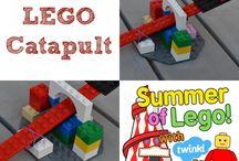 Lego / by Karen Neuenschwander