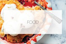 [BLOG] F O O D / Recettes de cuisine