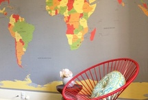 Preschool Paint Ideas / Putting up a wide variety of ideas to find a direction to go in. / by Jill Turpin