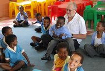 Bazamile Primary School / Soul of Africa Trust have been supporting Bazamile Primary School and recently helped with building a new classroom with the sales of the Soul of Africa Shoes. / by Soul of Africa