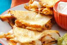 Mexican Food / by Rachel Hollin
