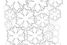 papierová šablona