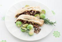 Palline di gusto / I cavolini di Bruxelles, chiamati anche cavoletti, si possono preparare in modi differenti: semplicemente lessati e conditi con olio e limone, o abbinati ad altri ingredienti per realizzare invitanti e salutari ricette