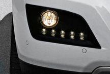 Carlsson Światła LED ML Klasa W164 FL