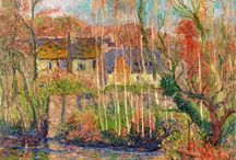 Henri Moret / Awesome art of the great french painter