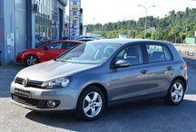 Volkswagen golf tdi 140cv 6 vel 2012.....12500 Euros