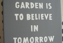 Garden Quotes / by The Botanical Garden of the Ozarks