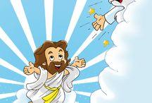 Jézus Mennybemenetele