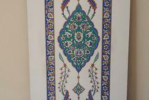 Süleymaniye Camii Panosu