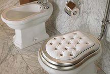 Bagni di lusso / In questi casi Alia forse non serve... ma quante volte vi imbattete in un bagno così quando viaggiate?