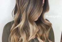 Balayage,Ombre Hair