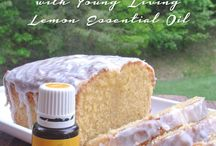 Creating Food with Essential Oils / Lovin recipes that use essential oils.