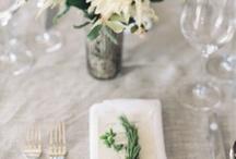 Table Settings... / by Lily Ramirez-Foran