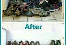 organizador para calzados