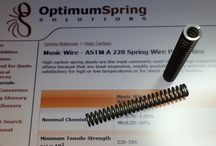 Music Wire Astm A228 Springs / http://optimumspring.com/technical_resources/materials/carbon_steels/music_wire_228_spring_wire.aspx