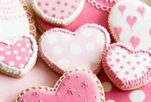 Cookies / Os cookies são uma alegria para os olhos e doçura para o paladar.