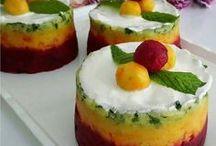 Aparatifler-salatalar