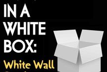 The Decor Guru's Living in a White Box series / Do you live in an apartment, dorm, or other rented home? Do you feel like your rented home lacks personality? Are you finding your lack of freedom with decorating a challenge?   The Living in a White Box series is here to help. Here you will find tips on how you can customize your rental without breaking the rules. Learn how to infuse personality into your home by highlighting tried and true projects of my own plus other bloggers' methods.