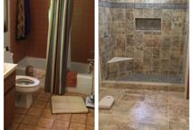 Before and After By JeanE / Fantastic before and after photo's.
