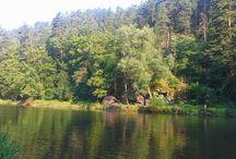 Otava a Vltava a okolí Lužnice