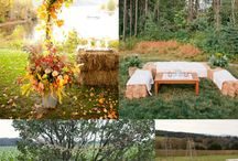 Country Wedding Themes / Back to a peaceful place